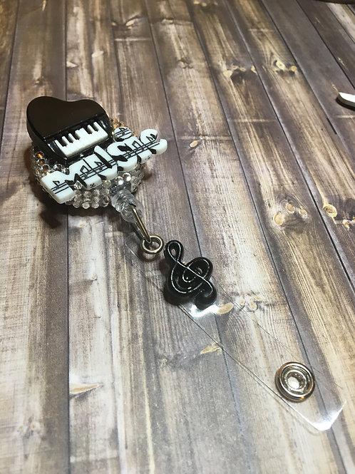 MUSIC LOVER BADGE REEL