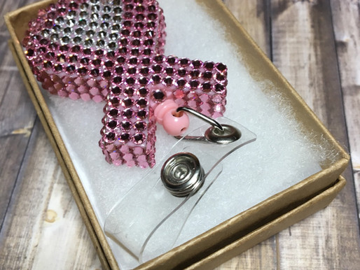 Breast Cancer Awareness Month - 20% off!