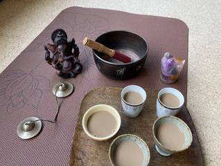心の動きをとらえる瞑想〜10月レッスンスケジュール〜