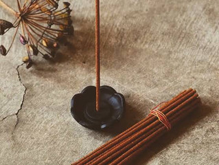 5感の瞑想-香りに意識を集中する