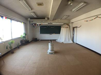 ヨガ教室ルンタ