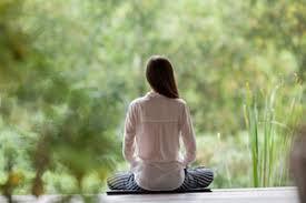 いつでもどこでも。ちょこっと瞑想