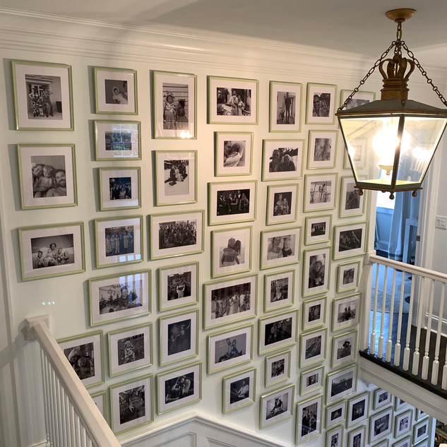 Andy Harding Art Installation and Picture Hanging Services in Nashville Tennessee