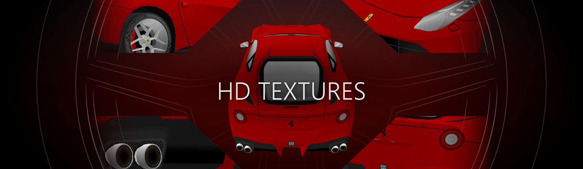F12 Download Texture