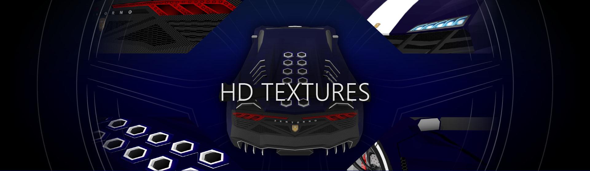 ZENTORNO Download Textures