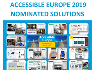 CuARdian Angel nominated for 'Innovative Digital Solution for Accessible Europe' Award