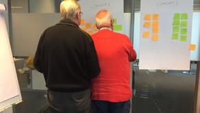 Concept evaluation: workshops with seniors