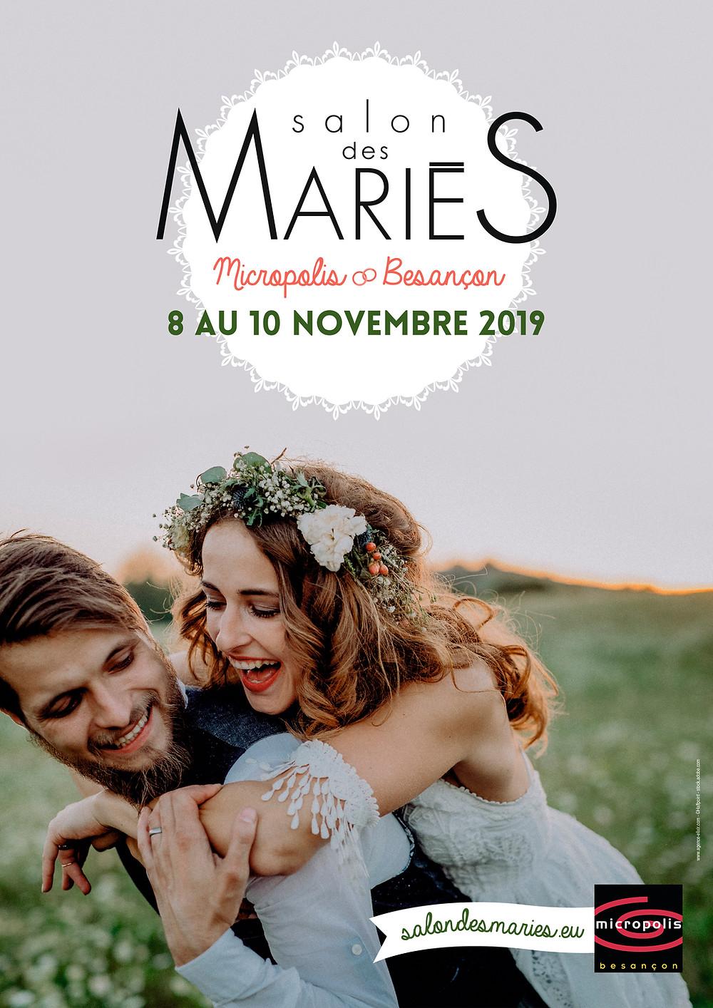 Salon des Mariés Micropolis Besançon 2019