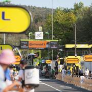 Tour de France 2020 à Champagnole