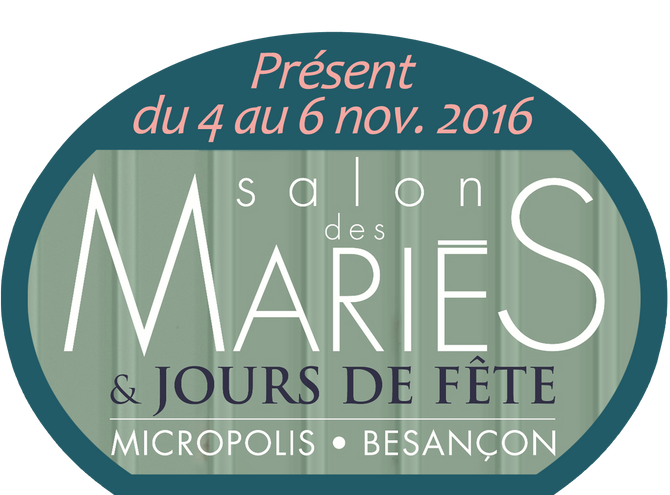 Salon des Mariés 2016