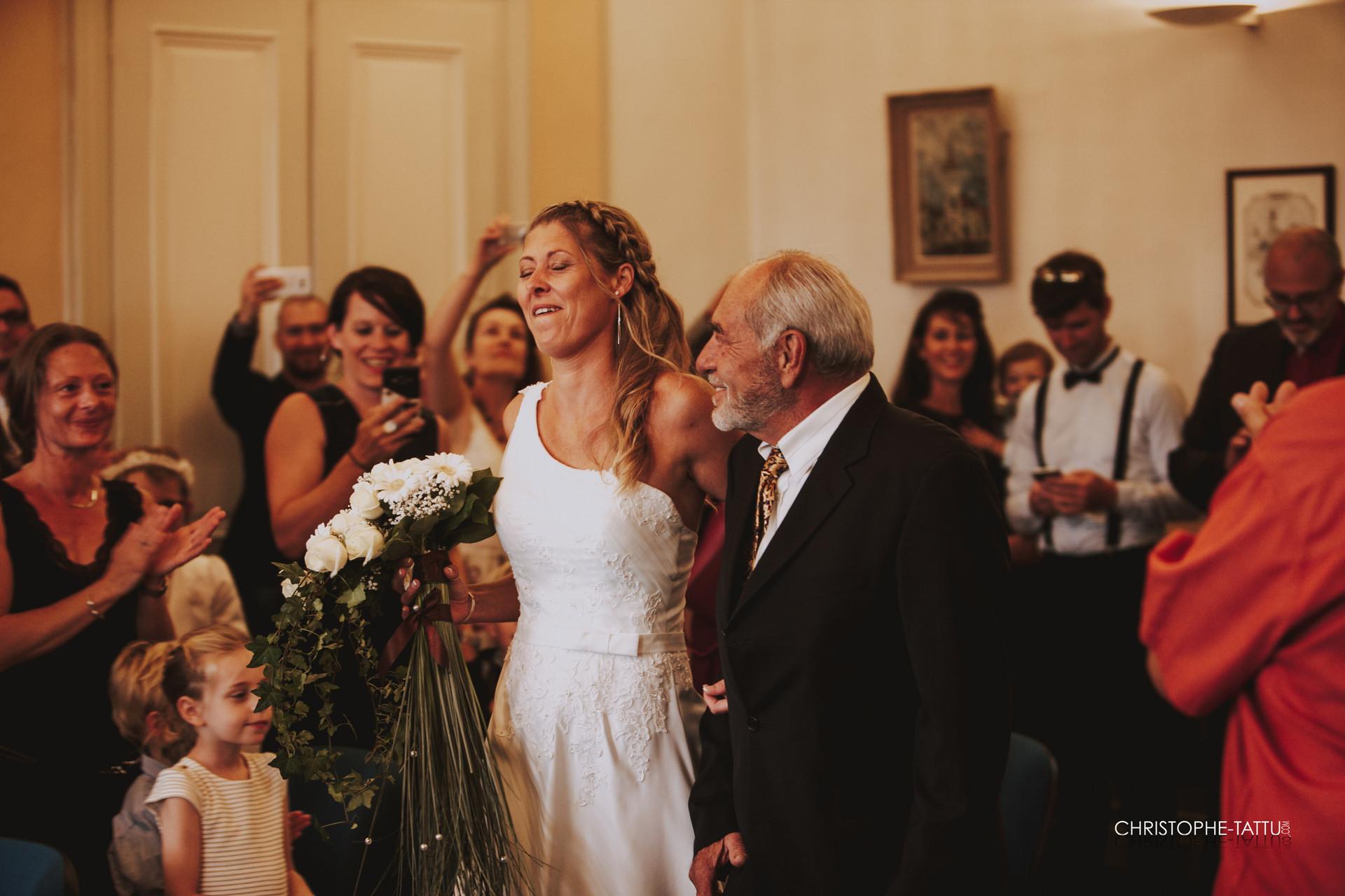 Photographe MARIAGE Champagnole