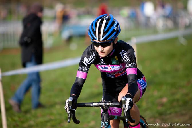 Cyclo-cross Ornans 2016