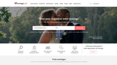 A l'honneur sur mariages.net France !