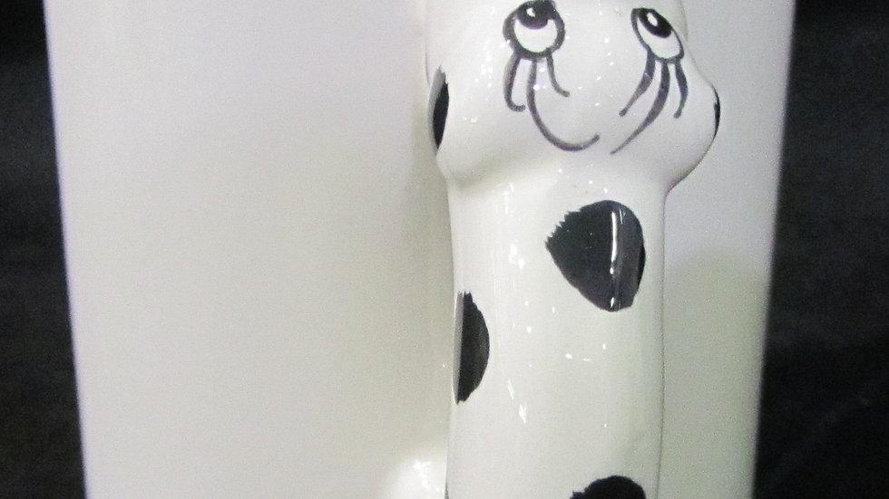 ספל מודפס עם ידית כלב, ספל תמונה, כוס תמונה