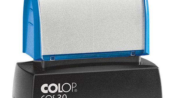 חותמת שולחנית בינונית - COLOP 30