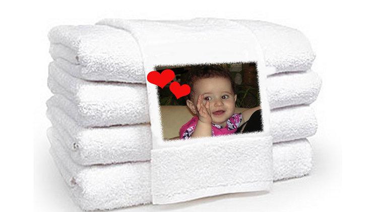 מגבת רחצה בינונית