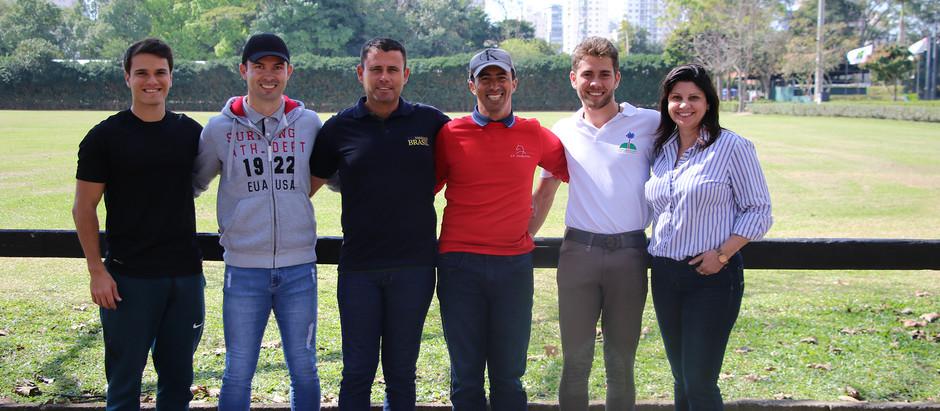 Hipismo brasileiro chega aos Jogos Pan-americanos com chances de medalhas