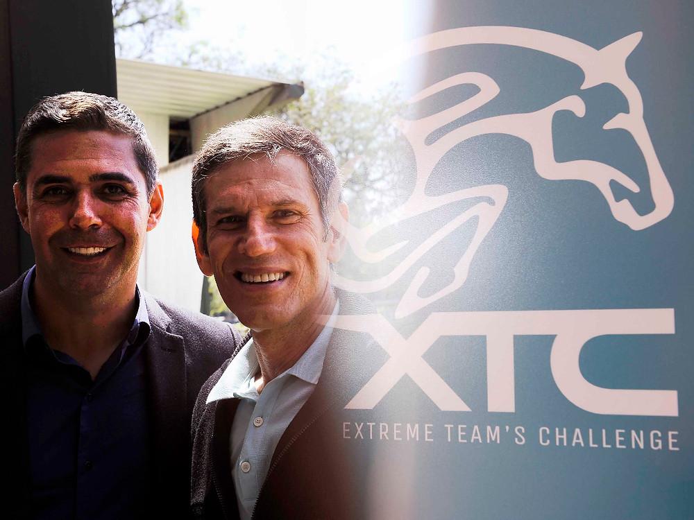 Doda Miranda e Marcello Artiaga idealizadores do XTC que vai agitar 2019  (Divulgação)