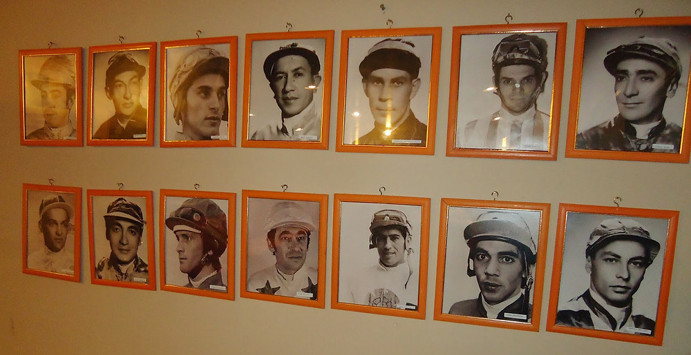 V.Pinheiro Filho é o terceiro no alto, da direita para a esquerda.