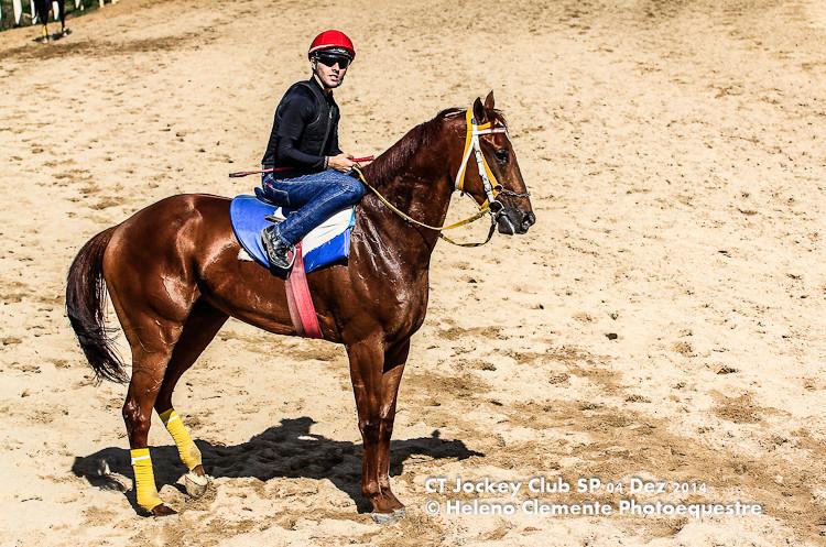Leo Salles jockey