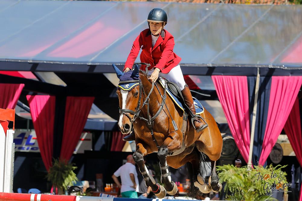 Jimena Cervino / Gama Gentileza - Centro Equestre São Bernardo do Campo