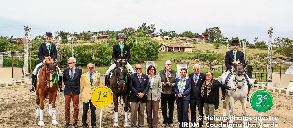 CDI3* – Concurso Internacional de Adestramento Coudelaria Ilha Verde