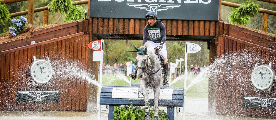 """Time Brasil de Concurso Completo fecha sua participação na """"Copa do Mundo"""" do cavalo"""