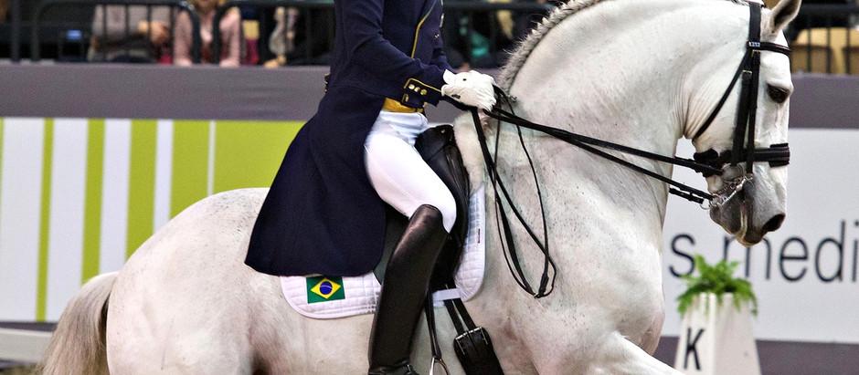 Rumo aos Jogos Equestres Mundiais
