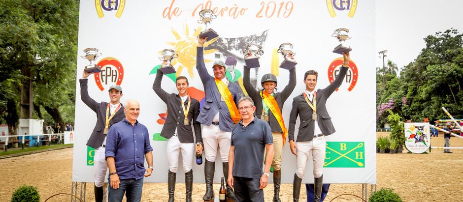 José Reynoso vence GP/Clássico no Torneio de Verão CHSA e busca vaga no Pan 2019