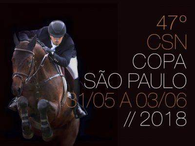 47ª Copa São Paulo agita a Sociedade Hípica Paulista durante o feriado prolongado