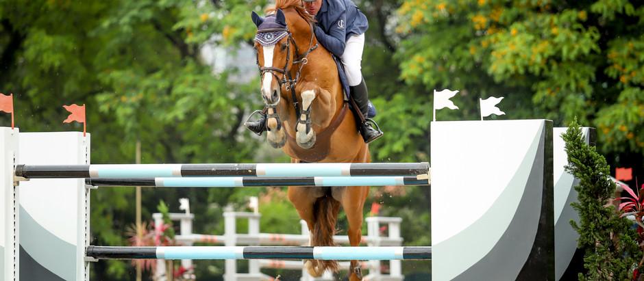 Concurso de Salto Nacional Top Riders define o campeão do ranking brasileiro senior top 2018