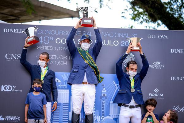 Zé Roberto, campeão, Marcello, vice, Stephan, 3º (foto Luis Ruas)