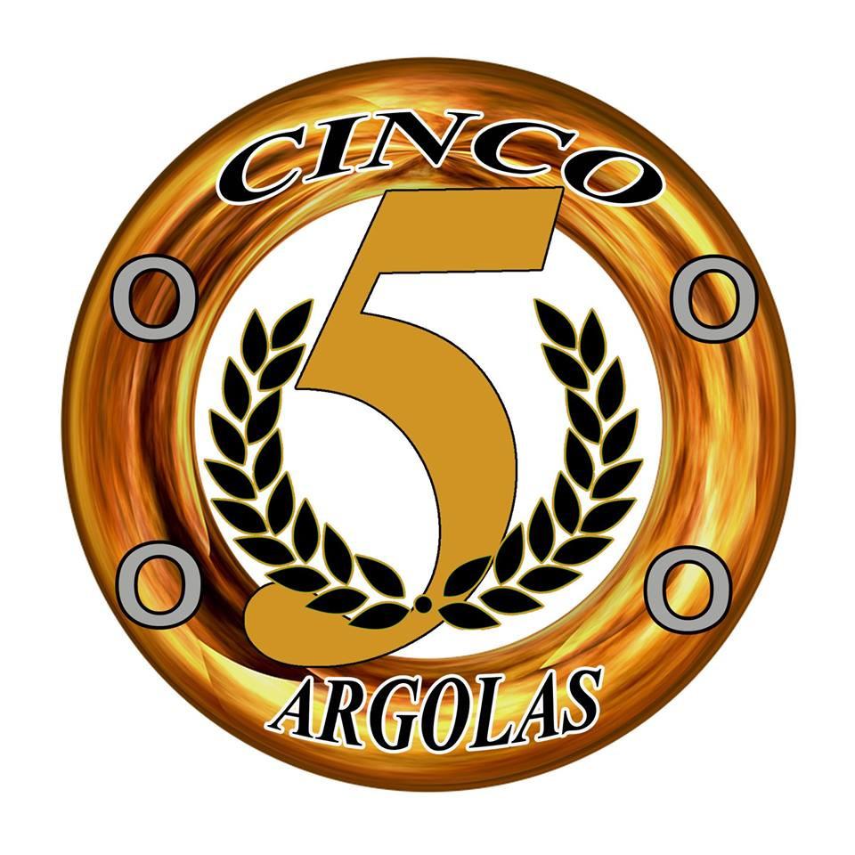 Provas de Cinco Argolas