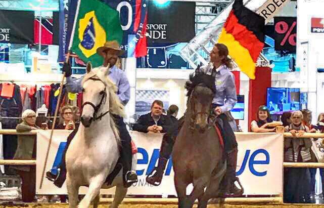 Equitana teve público acima de 200 mil; brasileiros marcaram presença maciça.