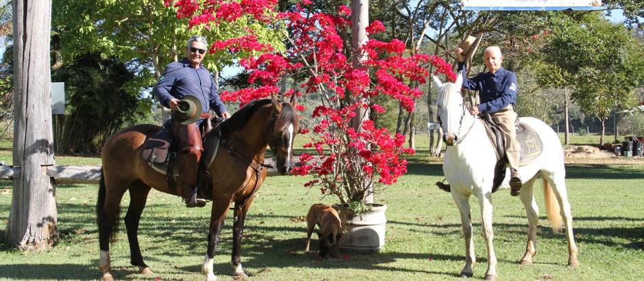 Expedição Velho Chico percorrerá quatro mil quilômetros a cavalo
