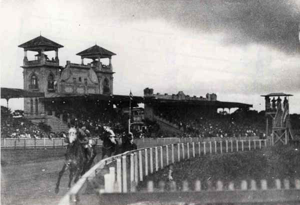 Jockey Club de São Paulo nasceu na Mooca