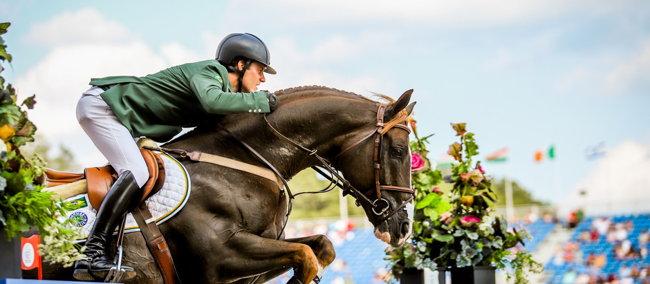 Pedro Veniss mantém bom desempenho e está a menos de 1 falta do líder dos Jogos Equestres Mundiais