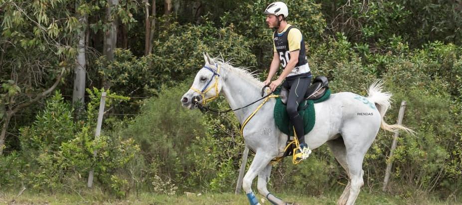 Equipe brasileira participa do Mundial de Enduro Equestre na Itália