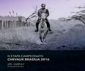 4ª etapa do campeonato Chevaux Brasília acontece neste sábado (09/07) em um local tradicional do enduro na região, mas que há alguns anos estava fora dos calendários: Campus II da Upis.