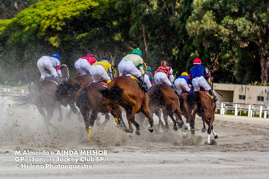 Grande Prêmio 25 de Janeiro Jockey Club SP