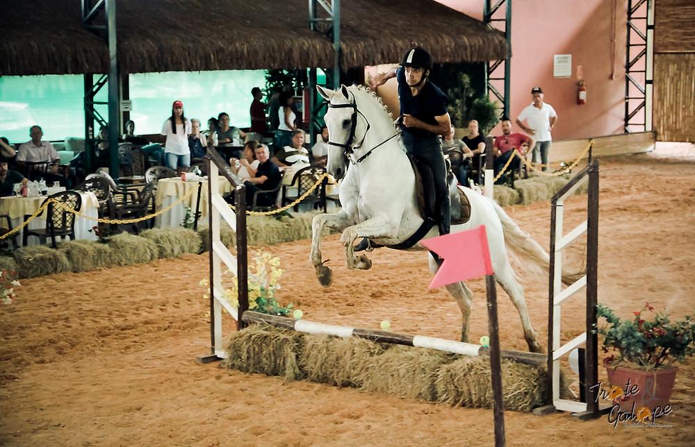 Equitação de Trabalho - Festival do Cavalo Lusitano, Tatuí, SP