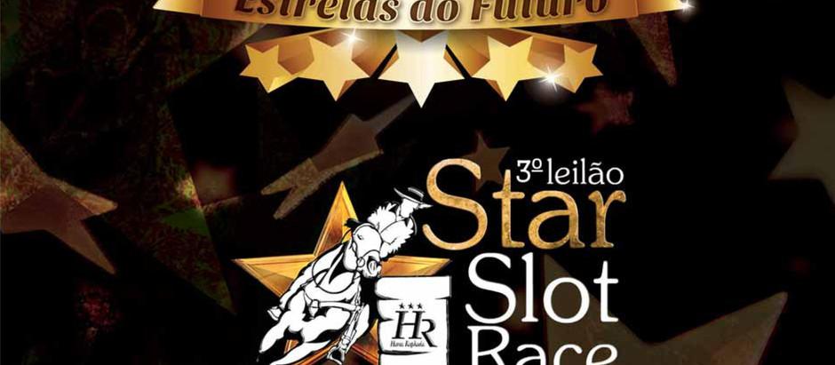 5º Leilão Virtual Haras Raphaela Estrelas do Futuro e 3º Leilão Star Slot Race