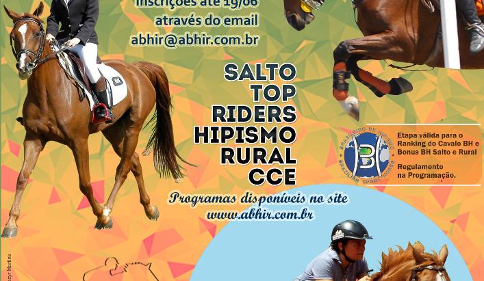 Derby Equestre é atração deste final de semana em Rio Claro