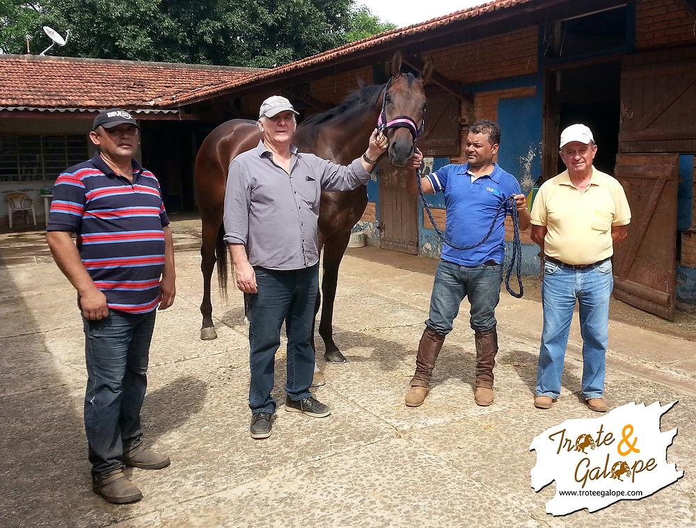 O Centro de Treinamento Campinas, do Jockey Club de São Paulo, vem fazendo um excelente trabalho e formado cavalos atletas dignos do Hall da Fama do Derby Paulista. Ao longo de sua história, nomes importantes têm se destacado nas competições e proporcionado grandes momentos aos apaixonados do turfe. Reality Bites