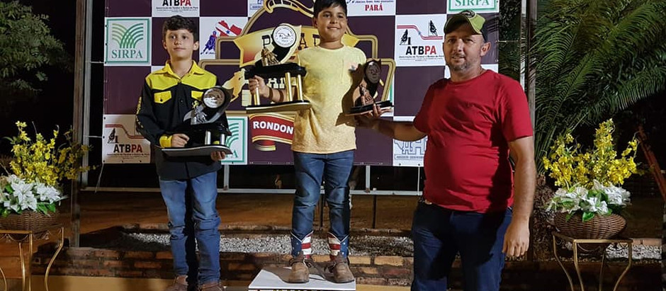 Competidores deram show na 2ª etapa do Circuito Paraense de Três Tambores