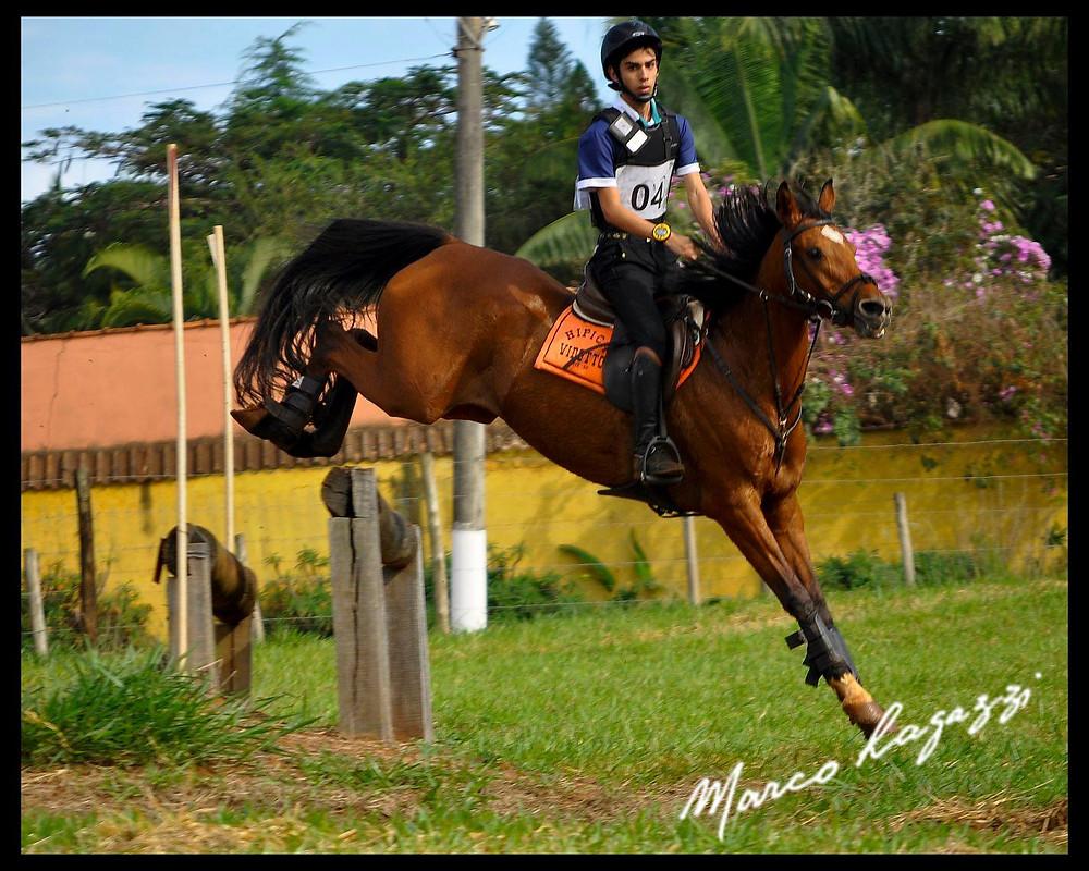 Felipe Ávila Honório e FHJ Jaklana Kam H. Vidotto, 1º lugar na categoria Aberta.
