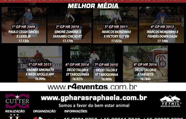 9° Grand Prix Três Tambores Haras Raphaela