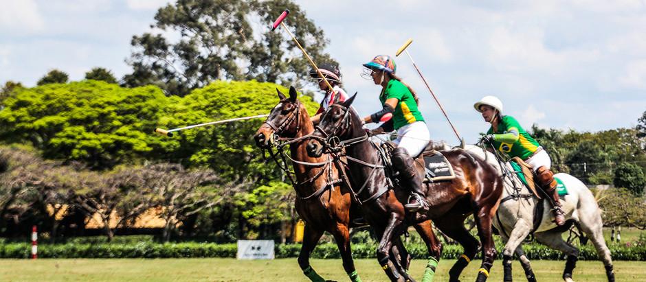 Horse Week traz as meninas do polo