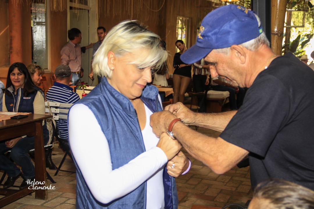 Shirley e Flávio