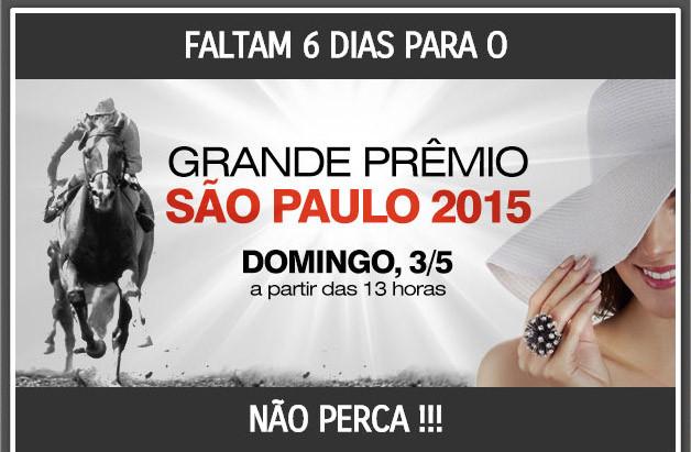 Faltam 6 dias para o GP SãoPaulo